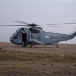 Armada Argentina busca a modernização de um helicóptero Sea King