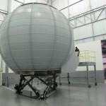 Primeiro voo do Full Flight Simulator no CTS da Helibras