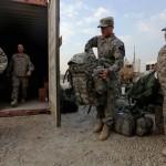 Tropas dos EUA voltam ao Iraque