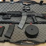 Com interesse no mercado civil a empresa Kalashnikov se prepara para lançar modelos de pequeno porte
