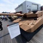 Fotos – Salão internacional de armamentos Eurosatory 2014