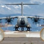 Os A-400M alemães vão utilizar o sistema de defesa antimísseis J-MUSIC da Elbit