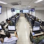Sala master vai monitorar movimentos aéreos durante o Mundial