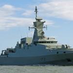 BAE Systems entrega terceira corveta classe Khareef, a 'Al Rasikh' para a Marinha Real de Omã