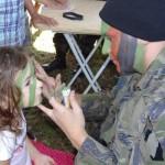 Filhos de militares vivem a rotina dos pais na Base Aérea de Campo Grande