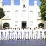 Companhia de Polícia do Batalhão Naval forma novos Batedores e Seguranças de Embaixadas