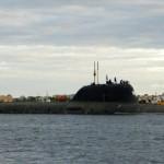 Primeiro submarino da classe Yasen patrulhará a fronteira norte da Rússia