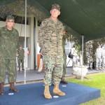 Comando do 9º Distrito Naval recebe visita de autoridade norte-americana