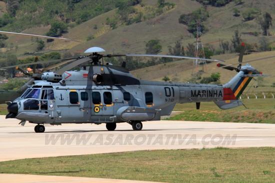 EC725_Marinha do Brasil_Eurocopter_helicóptero_helicopter_Asa Rotativa