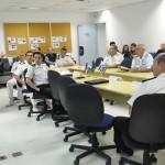 Jogo de Guerra Trilateral na Escola de Guerra Naval
