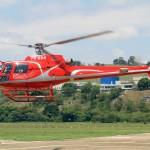 Helicópteros Esquilo farão as imagens da Copa no Brasil