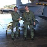 Comitiva da FAB visita base aérea Sul-Africana para conhecer as operações dos Gripens