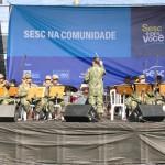 Marinha apoia Ação Cívico-Social no Complexo da Maré