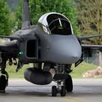 Saab projeta venda de 450 caças Gripen NG em 20 anos