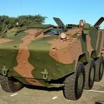 6º Esquadrão de Cavalaria Mecanizado recebe duas viaturas VBTP GUARANI