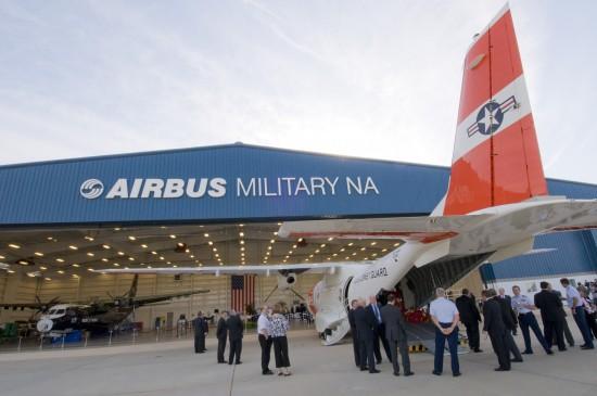 Airbus Military NA dedication