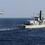 HMS Portland visita a Colombia para estreitar laços de amizades e cooperação