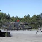 CIB recebe Equipamento de Monitoramento do Tiro do CC Leopard 1A5