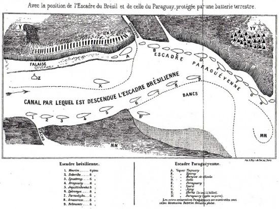 Mapa da Batalha