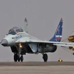 Governo Russo esta por detalhes para acertar a venda de caças MIG-35 ao Egito
