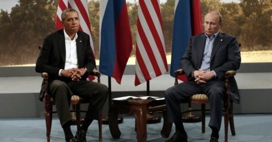 Obama e Putin