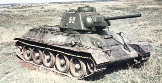 PG T34 76