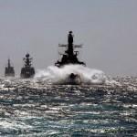 Frota de navios de escolta da China irão visitar a África do Sul