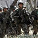 Soldado sul-coreano abre fogo contra sua própria guarnição na fronteira com a Coreia do Norte