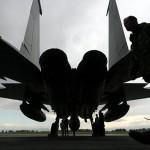 Caças Americanos começam a patrulhar o território iraquiano