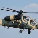 As Forças Armadas turcas recebem oficialmente o primeiro helicóptero T-129 ATAK