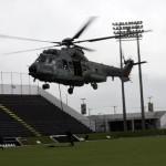 Estádios de Natal recebem simulação de ataques terroristas para Copa