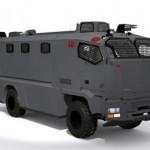 Governo de São Paulo adquire veículos blindados israelenses