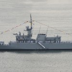 """Colômbia envia a fragata """"Almirante Padilla"""" para a RIMPAC 2014"""