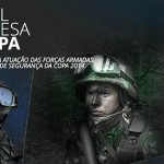 DEFESA NA COPA – Os eixos de atuação das Forças Armadas