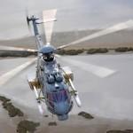 EC725 armado passa por ensaios em voo