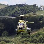 Helibras entrega primeiro EC725 produzido no Brasil