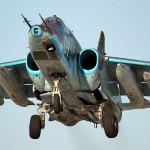 Força Aérea da Rússia continua a modernizar o avião de ataque ao solo Su-25