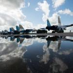 Caça russo passou a uns 30 metros de avião americano, revela Pentágono