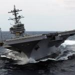EUA enviam porta-aviões ao Golfo caso decidam agir no Iraque