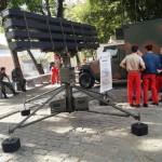 EsACosAAe faz uma exposição de material no Colégio Militar do Rio de Janeiro – CMRJ