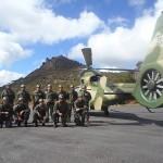 Curso de Busca e Salvamento Realiza o Estágio Básico de Escalador Militar