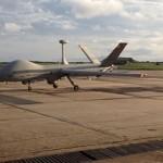 Marinha acompanha demonstração do ARP Hermes-900 na base aérea de Santa Cruz (RJ)