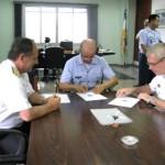 Renovação do Termo de Cooperação entre a DAbM e o Centro Logístico da Aeronáutica