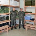 Um Belo Exemplo – Subtenente Marco Aurélio Borm e 3º Sargento Vander Barboza