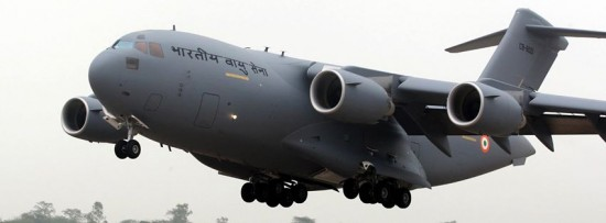 C 17 IAF