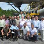 Antigas tripulações de Catalina se reúnem em Belém