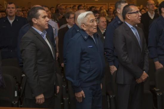 Conferência discute necessidades da FAB - Foto Cb Vinicius santos Ag Força Aérea2