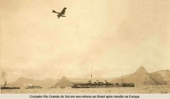 Cruzador Rio Grande do Sul