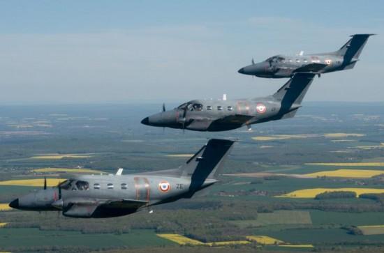 Embraer-Xingu-foto-5-Força-Aérea-Francesa