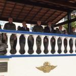 80º aniverário da Escola de Artilharia de Costa e Antiaérea (EsACosAAe)
